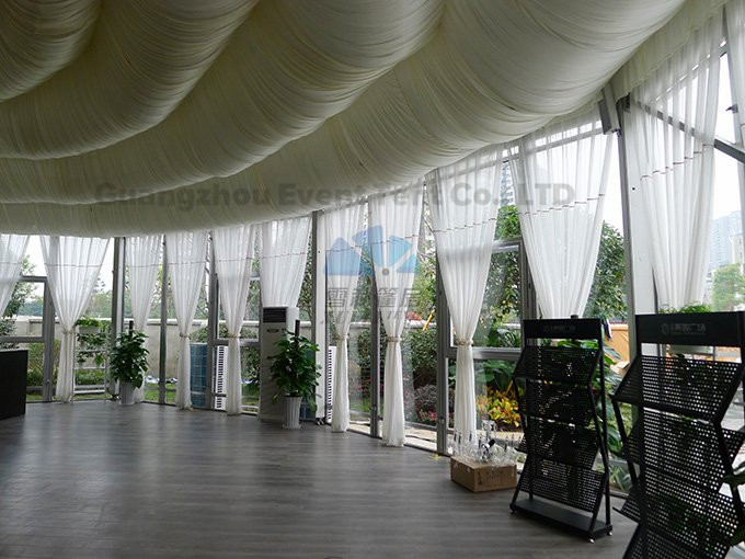 Hydroponic Grow High Peak Tent Waterproof With Air Conditioner / Heater