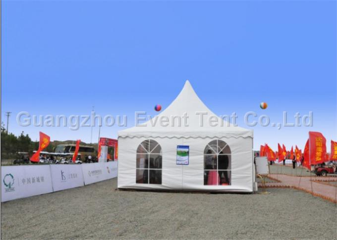 Heavy Duty Wedding Party Tent marriage Pagoda tents PVC skin With Aluminum Structure