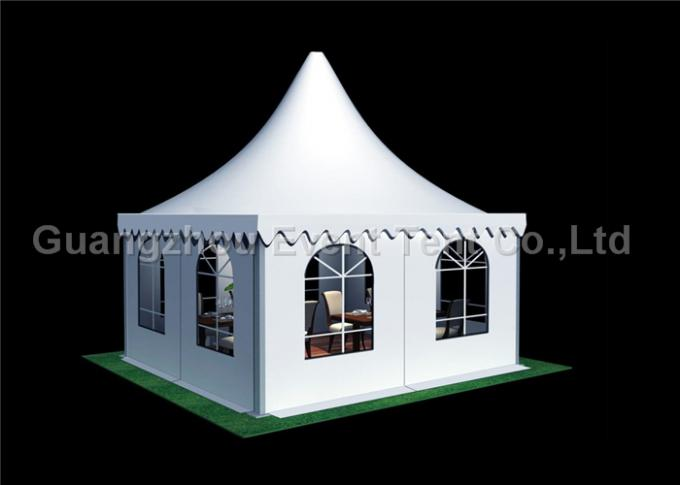 Luxury Large Outdoor Tent 850Sqm PVC Coated polyester For camping Wedding Party