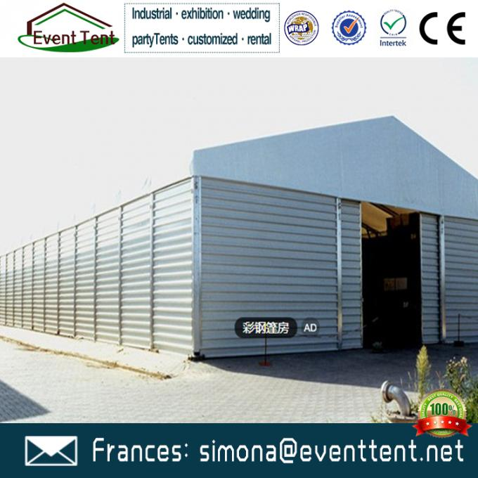 Professional Huge A Frame Tent workshop tempoarty tents High Quality on sale