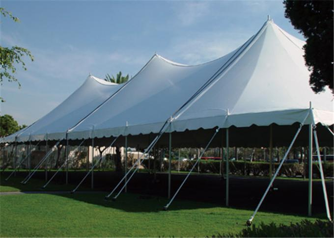 Folding Heavy Duty Waterproof Gazebo Aluminum Frame With Inflatable Roof Cover