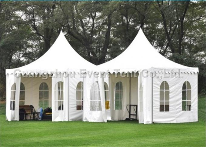 15 x 15 m aluminum pagoda party tent for car shelter or carport and auto trade show