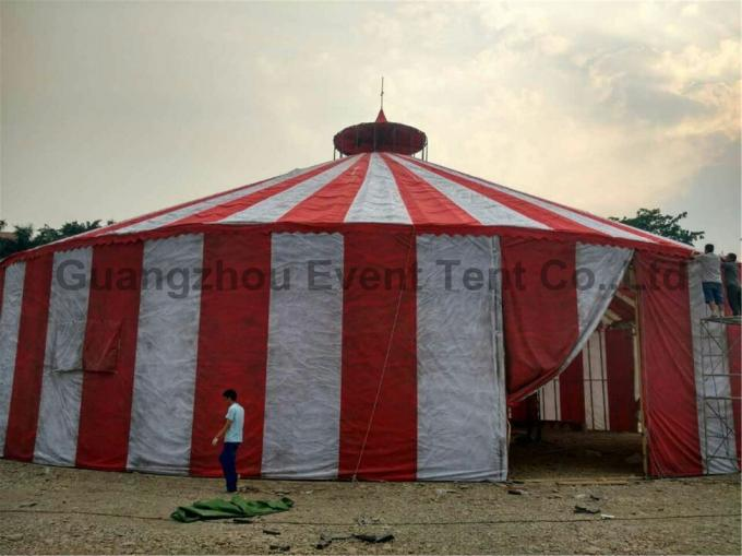 Hot Galvanized Used Marquee Tent , Outdoor Event Tent Self Cleaning  ISO Approved