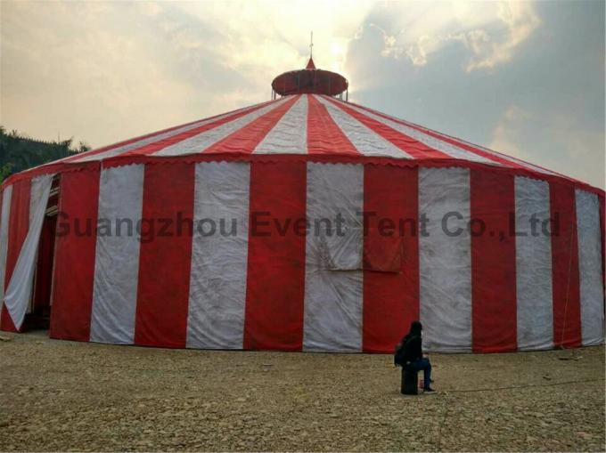 Waterproof Custom Event Tents With Hard Pressed Extruded Anodized Aluminum Alloy
