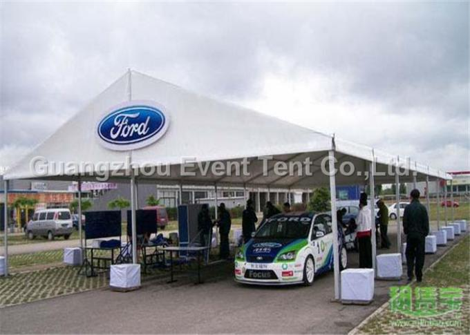 Large Custom Event Tents 25 X 40 Meter Fireproof For Outdoor Exhibition CE Approved