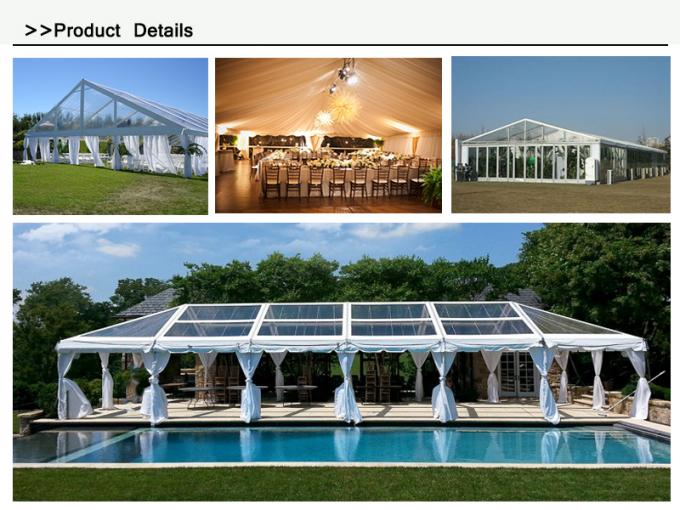 20x30 Waterproof Event Canopy Marquees For Wedding Receptions