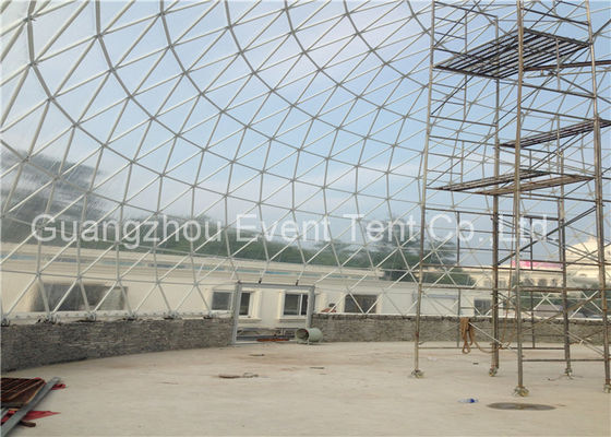 China Mini Beach Dome Tent PVC Cover 8m Diameter / Large Outdoor Canopy Tent  For Wedding supplier