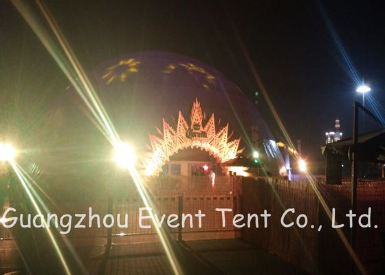 China Professional Prefab Canopy Party Tent Fire Retardant For Harsh Environments supplier