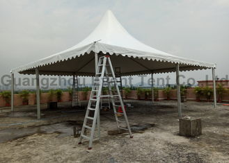 China 13 X 13 m  Pagoda Party Tent Gazebo Tent For Festival Celebration Color Optional supplier