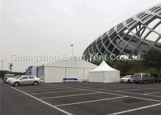 China Commercial Custom Event Tents Aluminium Frame For Trade Show Booth Displays supplier