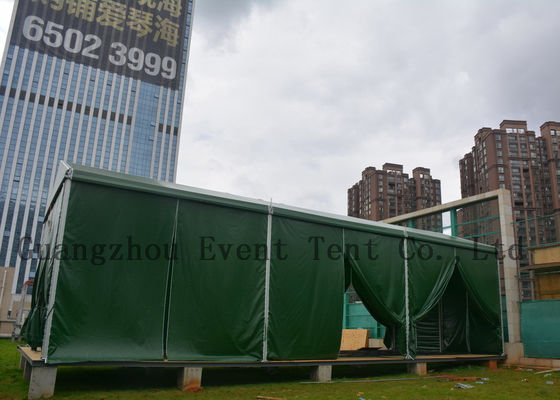 China Good Quality A Frame Tent With Plywood Floor Greenhouse for Sports Field supplier