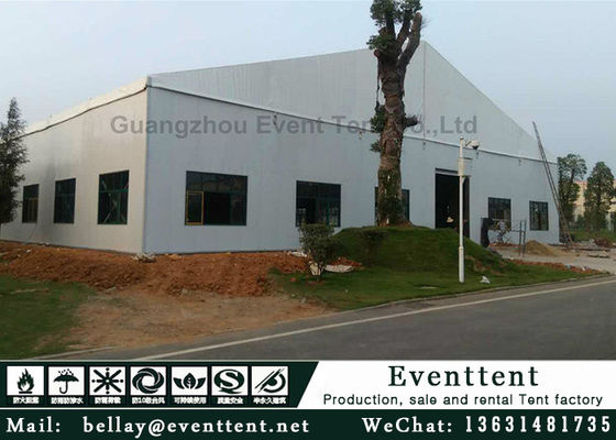 China 50 Meter Biggest Camping Tent Custom For Conference - 30 ℃ To + 70 ℃ Working Temperature supplier