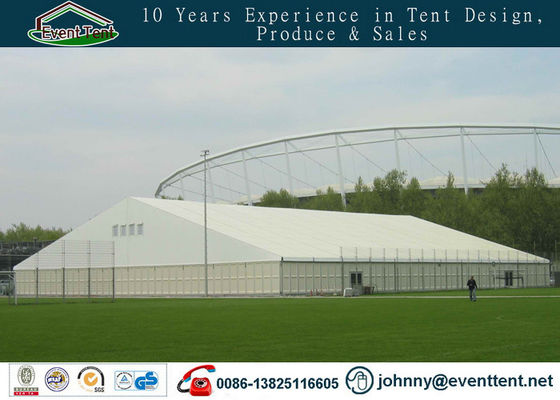 customized design fire retardant wedding party tent with floor
