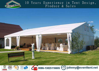 20x30m 75kg/sqm snow load pvc fabric covering wedding party tent