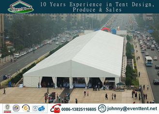 Customized Sports Events / Trade Show Tent Aluminum Frame For 1000 People