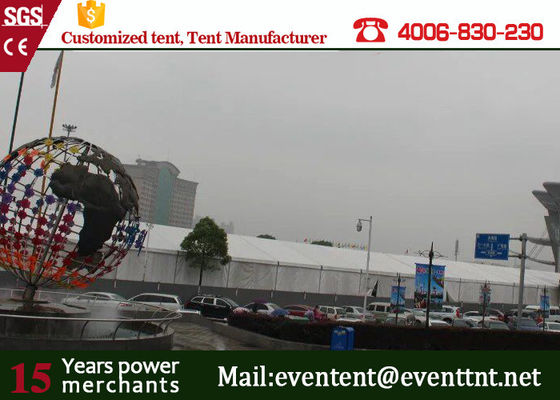 China 20*40 meters aluminum A frame tent for 500 people wedding party event supplier