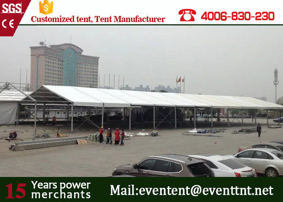 China 25m waterproof heavy duty A frame tent as wedding tent for Africa supplier