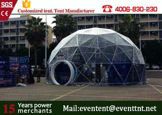China super large 10m diameter Geodesic Dome Tent for exhibition events supplier