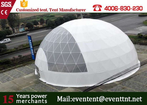 large dome tent  For Advertising , Trade Show Canopy Tent 100 % Waterproof