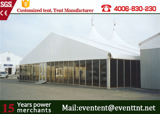 China Immense A Frame Tent 2016 New Style warehouse marquees for Car Storage / Emergency supplier