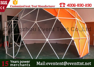 China Big Luxury Party Tent  40 Diameters Transparent Dome Tent For 500+ People events supplier