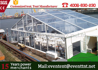 Party Marquee Clear Span tent aluminum Buildings For Festival Celebration European Style
