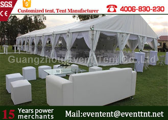 China Luxury Wedding Party Tent event marquee With Hard ABS wall  / Glass Wall Easy Assemble supplier