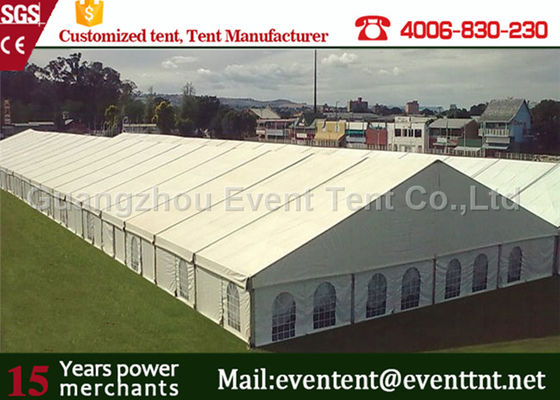 China Long Life Time Custom Marquees For Wedding Receptions Free Site Installation Guide supplier