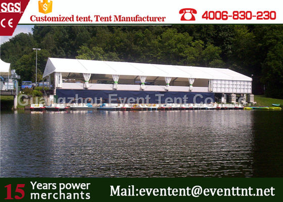 Large span Outdoor Tent Automobile Trade Show With Strength Structure Aluminum