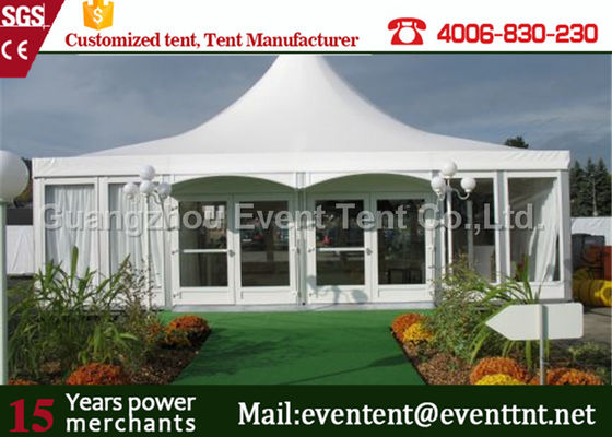 8m , 9m , 10m Pagoda tent Outdoor camping Tent Hotel Building Mobile House For Catering party