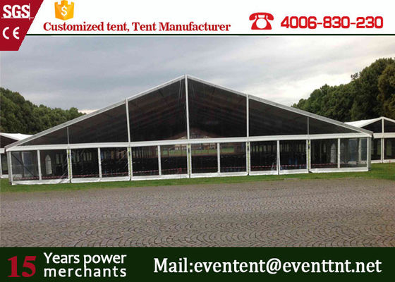 China Easy Installation Sport Event Tent 30m Wide 2000 People With Clear Span Structure supplier