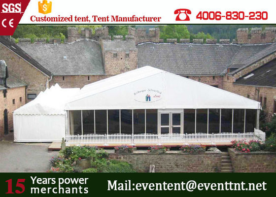 30m Width 2000 People Easy Installation Sport Event A Frame Tent With Clear Span Structure