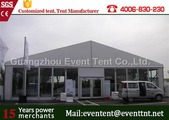 Auto Show Heavy Duty Canvas Tent Outdoor marquee For event Trade Show Booth