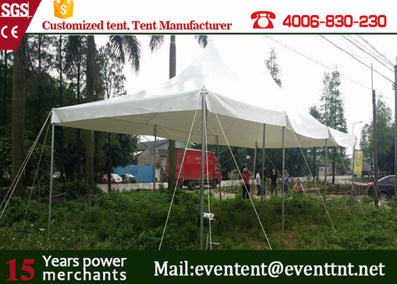 Easy Installation Freeform Stretch Tent With Wedding Decorations Waterproof