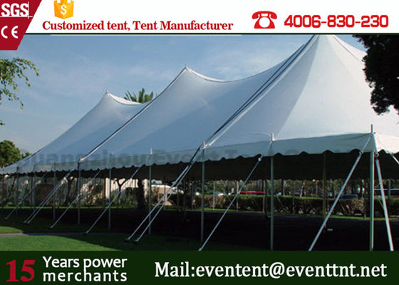 China Giant Outdoor Freeform Stretch Tent Waterproof With Lining Decoration Colorful Cover supplier