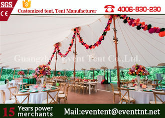 China Folding Heavy Duty Waterproof Gazebo Aluminum Frame With Inflatable Roof Cover supplier