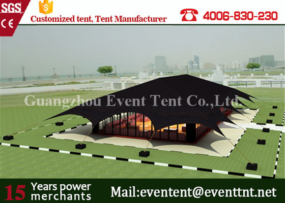 China Easy Up Heavy Duty Marquee Tent Aluminum Folding White For Luxury Hotel  ISO supplier