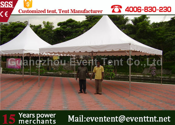 China Garden pagoda Camping Kitchen Pop Up Shelter Tent Outdoor Self - Cleaning pvc With Furniture supplier