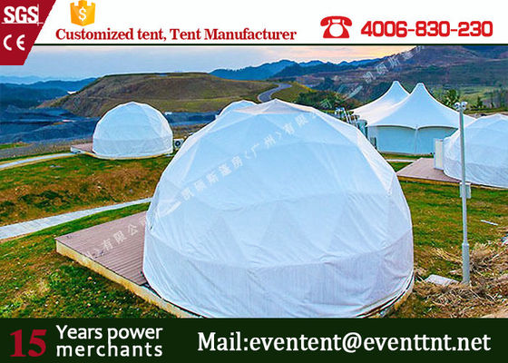 China All Sizes Brand Custom Commercial Party Tents With Steel Frame Material 5m-80m Diameter supplier