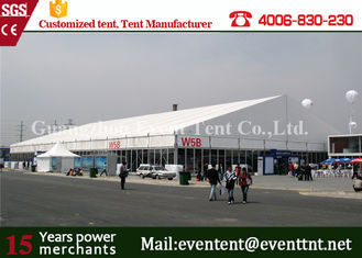 China Large Custom Event Tents 25 X 40 Meter Fireproof For Outdoor Exhibition CE Approved supplier