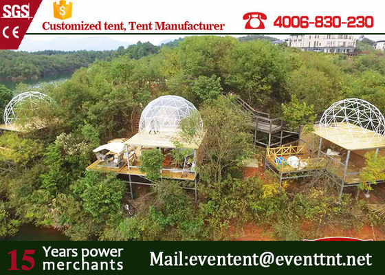China China Geodesic Dome Tents dome house for Outdoor camping family event, camping beach tent for sale supplier