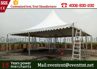 Customized Pagoda Party Tent Gazebo Tent For Festival Celebration Color Optional