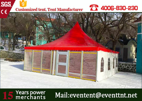 Pagoda roof top tent, pagoda tent for outdoor events, promotion events