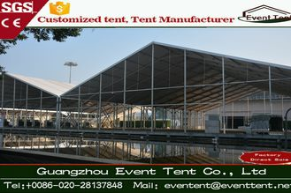 China 20*80 meters aluminum A frame tent for 1000 people party event supplier