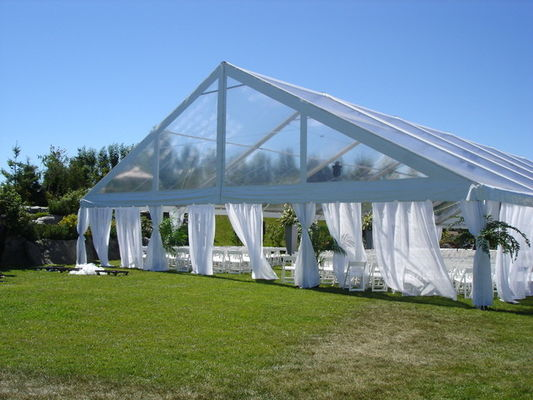Long Life Transparent Rustless Wedding Decoration Tent With 500 Seater