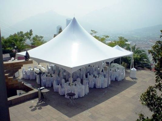 China Lurury 10 x 10 Pagoda party Tent Canopy Outdoor Camping Hotel Tents supplier