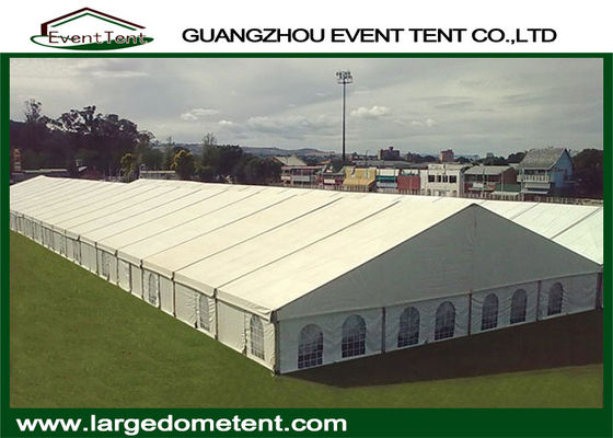 Eleagant 1200 People Outside Wedding Tents , White Custom Event Tents