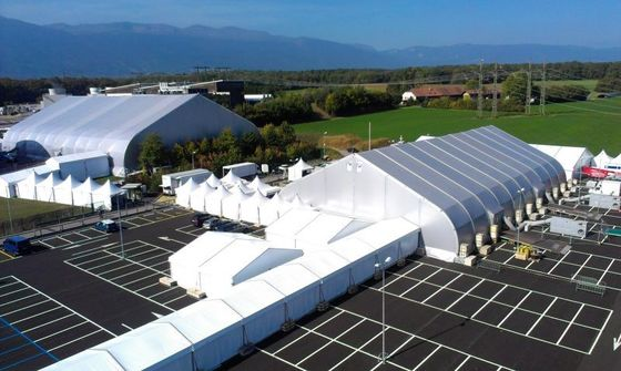 China Commercial Aluminum Alloy Large Outdoor Tent TFS Event Exhibition Tent supplier