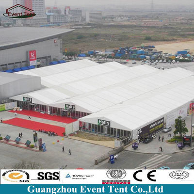 China 60m Marquee Clear Span Frame Structure Wedding Party For Exhibition Event supplier