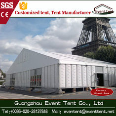 Customized Event / Exhibition Large Outdoor Tent 20x50 Tent With ABS Hard Walls